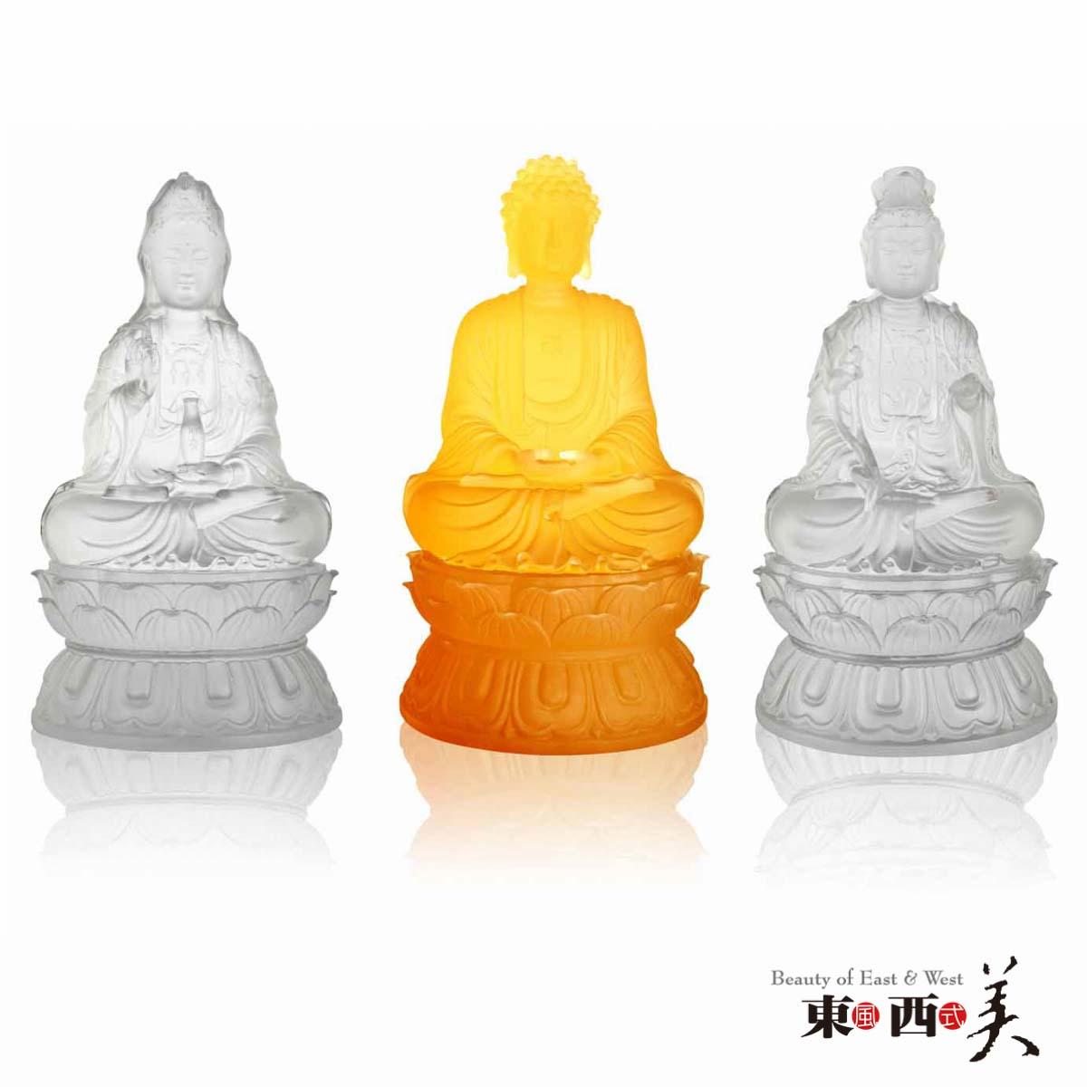 琉璃药师佛像