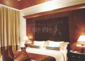 酒店餐厅类椰壳板