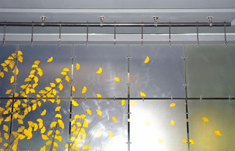 办公区域树脂板