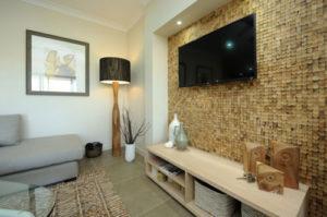 椰壳背景墙