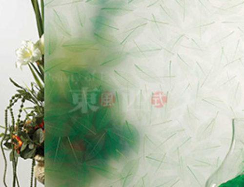 夹植物透光板颠覆背景墙的升级设计