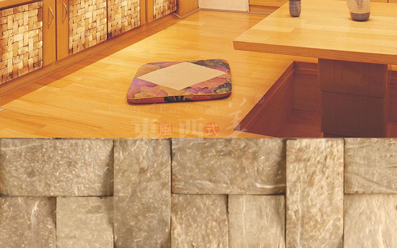 弧形椰壳板